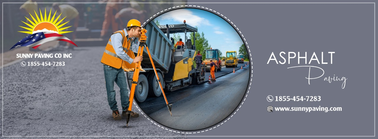 Paving Company in USA
