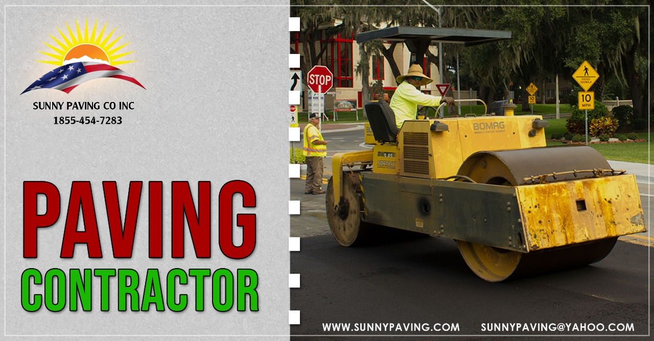 Sunny Paving Contractor