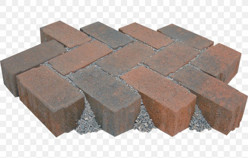 Sunny paving brick paver